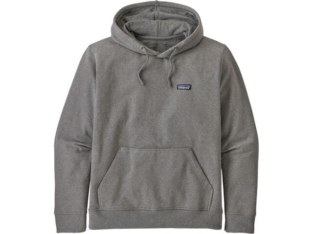 Patagonia P-6 Label Uprisal Hættetrøje Herrer, grå